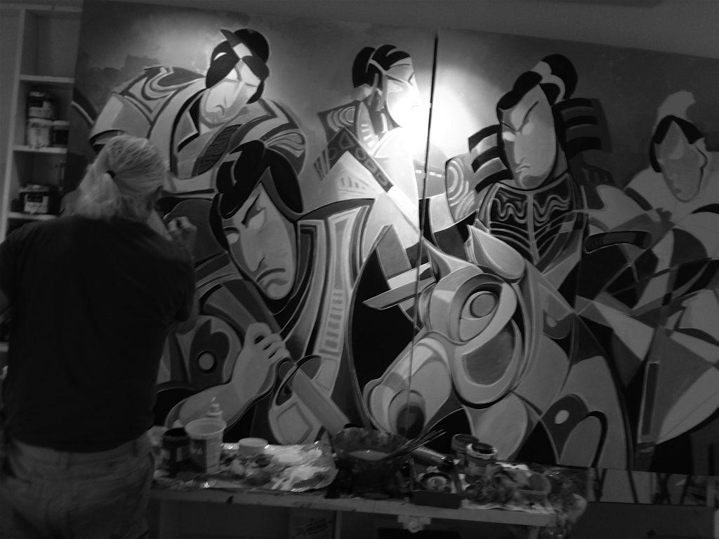 paul-ygartua-painting-samurai-warriors-04